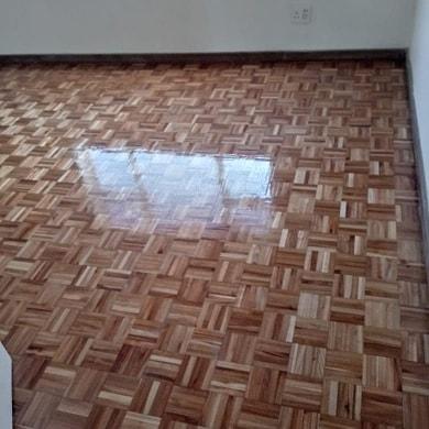 Mosaic parquete flooring